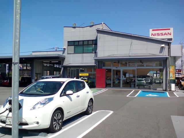 日産プリンス静岡・三島店