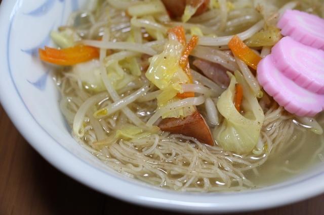 香港の有記粉麺の星級蝦子麺