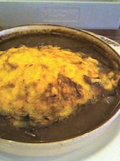 焼きカレードリアの画像
