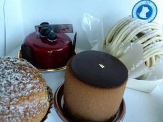 焼津の新しいケーキ屋さん、AOのケーキ