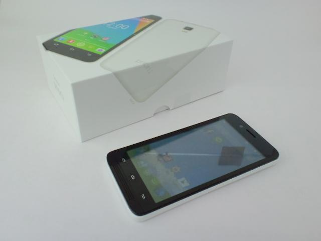 スマホ フリモバ(freetel mobile)のpriori2 3G